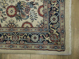 "15412-Sarough Hand-Knotted/Handmade Persian Rug/Carpet Tribal/Nomadic Authentic6'5"" x 5'4"""