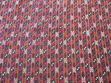 15135-Turkmen Hand-knotted/Handmade Persian Rug/Carpet Tribal/Nomadic Authentic