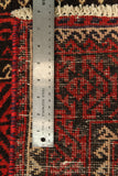 22168 - Sarough Hand-Knotted/Handmade Indian Rug/Carpet Traditional Authentic