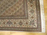 15023-Tabriz Hand-Knotted/Handmade Persian Rug/Carpet Tribal/Nomadic Authentic