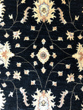 20974-Chobi Ziegler Hand-Knotted/Handmade Afghan Rug/Carpet Tribal/Nomadic Authentic