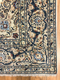 20915-Kashan Hand-Knotted/Handmade Persian Rug/Carpet Traditional Authentic