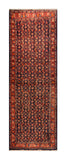"22886 - Hamadan Persian Hand-Knotted Authentic/Traditional Nomadic/Tribal Carpet/Rug/Size 10'2"" x 3'5"