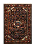 "22883-Hamadan Hand-Knotted/Handmade Persian Rug/Carpet Traditional Authentic/Size 5'1"" x 3'6"""