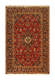 "22950 - Kashan Handmade/Hand-Knotted Persian Rug/Carpet Authentic/Size 4'10"" x 3'2"""
