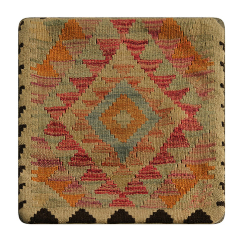 23206 - Kelim Hand-Knotted/Handmade Persian Rug/Carpet Tribal/Nomadic Authentic