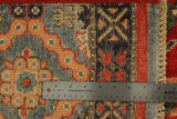 "22675 - Kazak Hand-Knotted/Handmade Afghan Tribal/Nomadic Authentic/Size 5'9"" x 3'11"""