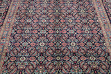 16625 - Kashmar Hand-Knotted/Handmade Persian Rug/Carpet Tribal/Nomadic Authentic