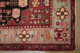 17229-Hamadan Hand-Knotted/Handmade Persian Rug/Carpet Tribal/Nomadic Authentic