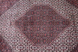 18450-Bidjar Hand-Knotted/Handmade Persian Rug/Carpet Tribal/Nomadic Authentic