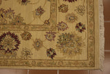18185-Chobi Ziegler Hand-Knotted/Handmade Afghan Rug/Carpet Tribal/Nomadic Authentic
