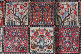 19449-Sarough Handmade/Hand-Knotted Persian Rug/Carpet Traditional Authentic