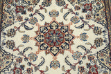 19779-Nain Hand-Knotted/Handmade Persian Rug/Carpet Tribal Authentic