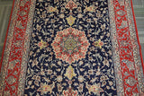 20564-Isfahan Hand-knotted/Handmade Persian Rug/Carpet Traditional Authentic