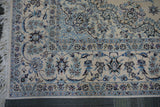 20566-Nain Habibian Hand-Knotted/Handmade  Persian Rug/Carpet Traditional Authentic