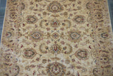 20674 -Chobi Ziegler Hand-knotted/Handmade Afghan Rug/Carpet Traditional Authentic