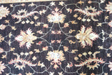 20637 -Chobi Ziegler Hand-knotted/Handmade Afghan Rug/Carpet Traditional Authentic