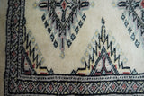 20813 -Chobi Ziegler Hand-knotted/Handmade Afghan Rug/Carpet Traditional Authentic