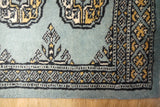 20803 -Pakistan Hand-knotted/Handmade Pakistani Rug/Carpet Traditional Authentic