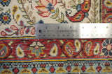 19994-Ghom Hand-knotted/Handmade Persian Rug/Carpet Traditional Authentic