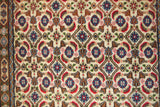 20225-Moud Handmade/Hand-Knotted Persian Rug/Carpet Authentic