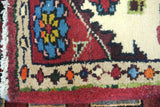 20184-Hamadan Hand-Knotted/Handmade Persian Rug/Carpet Traditional Authentic