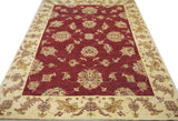 19250-Chobi Ziegler Hand-Knotted/Handmade Afghan Rug/Carpet Tribal/Nomadic Authentic