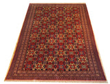 16043-Shirvan Hand-Knotted/Handmade Russia Rug/Carpet Tribal/Nomadic Authentic