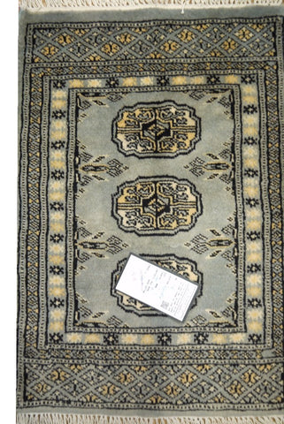 20811 -Pakistan Hand-knotted/Handmade Pakistani Rug/Carpet Traditional Authentic