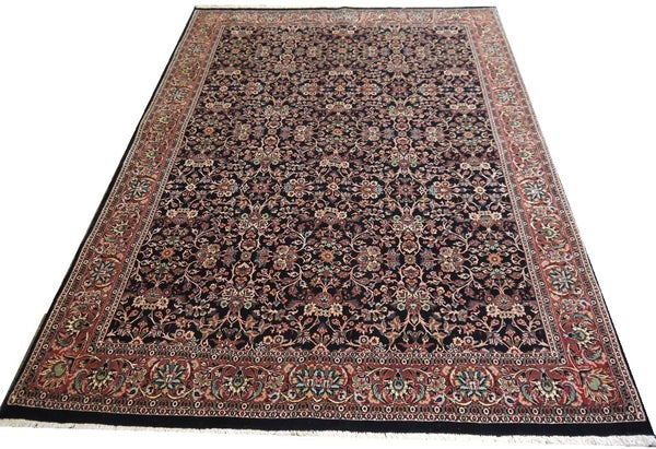 20561-Bidjar Hand-Knotted/Handmade Persian Rug/Carpet Traditional Authentic