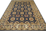 19307-Chobi Ziegler Hand-Knotted/Handmade Afghan Rug/Carpet Tribal/Nomadic Authentic