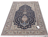 18464-Nain Handmade/Hand-Knotted Rug/Carpet Traditonal Authentic