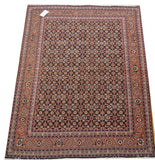 15063-Tabriz Hand-Knotted/Handmade Persian Rug/Carpet Tribal/Nomadic Authentic