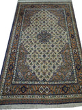 19414-Tabriz Hand-Knotted/Handmade Persian Rug/Carpet Traditional Authentic
