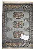 20798 -Pakistan Hand-knotted/Handmade Pakistani Rug/Carpet Traditional Authentic