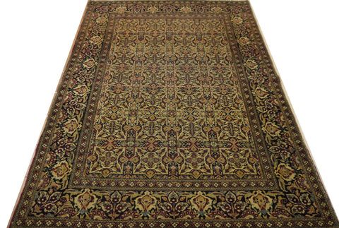 19424 - Tehran Hand-Knotted/Handmade Persian Rug/Carpet Traditional Authentic