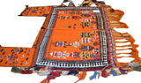 15139-Ghasghai Horse Blanket Hand-Knotted/Handmade Persian Rug/Carpet Tribal/Nomadic Authentic