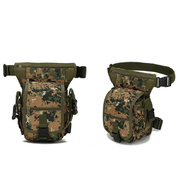 Tactical sports waist bag