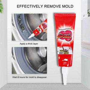 Household Mold Remover Gel, Mildew Remover Deep Down Cleaning Agent