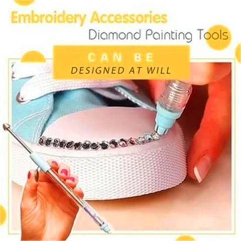 Embroidery Accessories Diamond Painting Tools-Suit