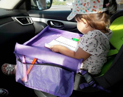 Baby Car Seat - Stroller Tray - Baby's First Class