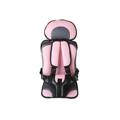 Premium Soft Baby Car Seat - Baby's First Class