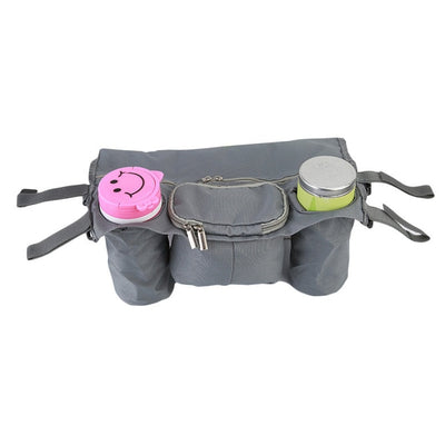 3 Pocket Baby Stroller Organizer Bag - Baby's First Class