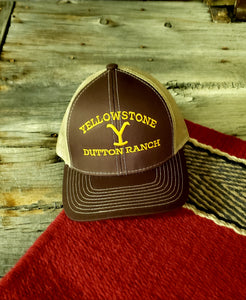 Yellowstone Ball Cap