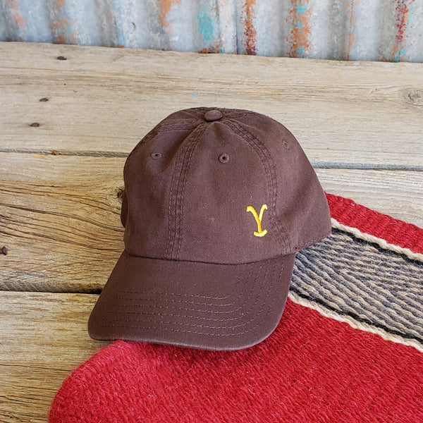 Soft Twill Branded Cap