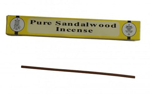 Pure Sandalwood Stick Incense