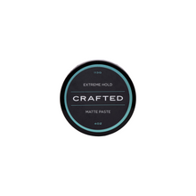 Load image into Gallery viewer, CRAFTED Extreme Hold Matte Paste 4oz - TheSalonGuy