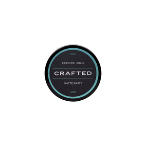 CRAFTED Extreme Hold Matte Paste 4oz - TheSalonGuy