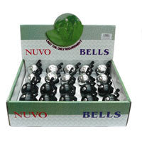 BELLS - Black Bells and Chrome Plated Bells Part No.:	1201