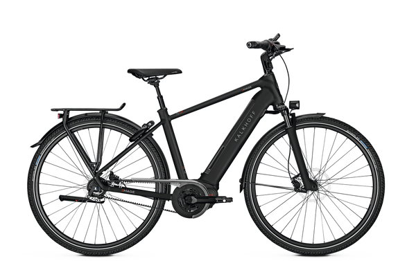 Kalkhoff Image 5.B Advance Electric Bicycle Step Over